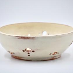 Bol ceramică pentru fructe, 22 cm