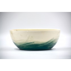 Bol ceramică pentru fructe - Bue Lagoon, 21 cm