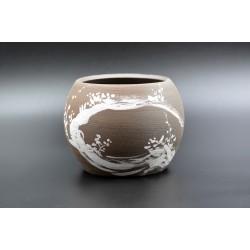 Sakura - bol ceramică decorativ, 11 x 11 cm