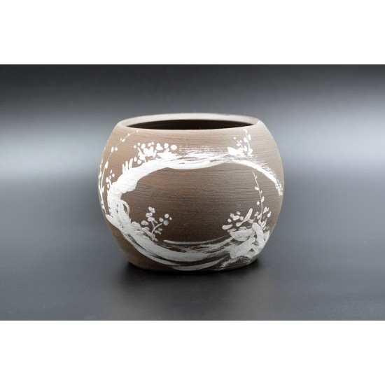 Bol ceramică decorativ - Sakura, 11 x 11 cm