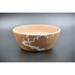 Bol ceramică decorativ - Sakura, 16 x 6 cm