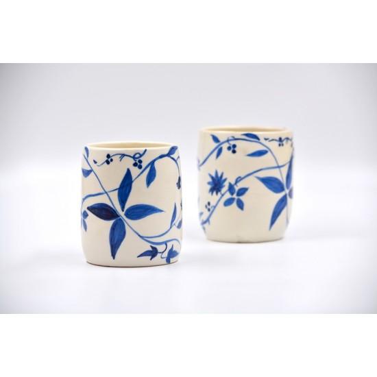 Pahar ceramică Cobalt, 300 ml