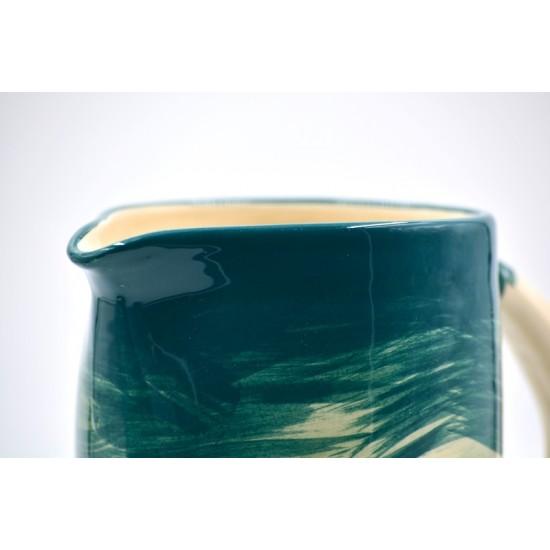 Carafă ceramică Blue Lagoon, 1200 ml