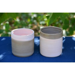 Suporturi ceramică pixuri (set 2), 10 x 11 cm