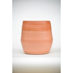 Suport ceramică pixuri - Teracota, 13 x 11 cm