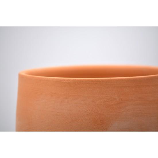 Vază ceramică decorativă Teracota, 30 cm