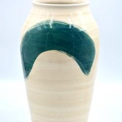 Vază ceramică - Blue Lagoon, 27 cm