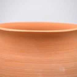 Vază ceramică decorativă Teracota, 26 cm
